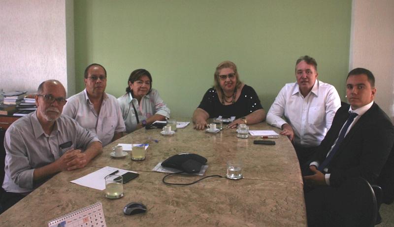 ANFIP tem reunião técnica com assessoria jurídica
