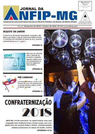 Confira a última edição do Jornal da ANFIP MG