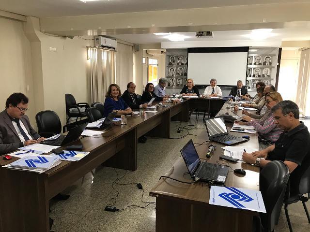 Conselho Executivo da ANFIP reunido em Brasília