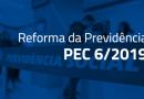 Confira tabela comparativa entre legislação e substitutivo da PEC 6/19