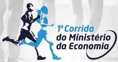 Atenção, atletas! Em novembro acontece a 1ª Corrida do Ministério da Economia